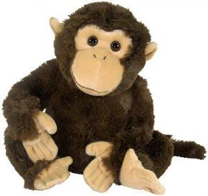 Peluche de Mono de Heunec de 40 cm - Los mejores peluches de monos - Peluches de animales
