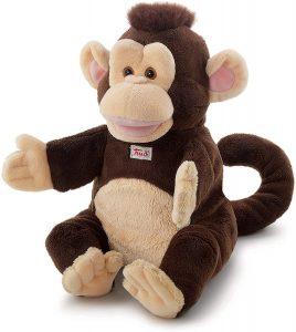 Peluche de Mono de Trudi de 25 cm - Los mejores peluches de monos - Peluches de animales
