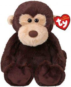 Peluche de Mono de Ty de 23 cm 2 - Los mejores peluches de monos - Peluches de animales