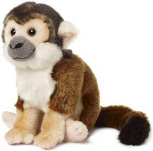 Peluche de Mono de WWF de 20 cm - Los mejores peluches de monos - Peluches de animales