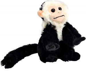 Peluche de Mono de Wild Republic de 20 cm - Los mejores peluches de monos - Peluches de animales
