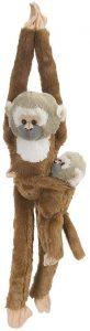 Peluche de Mono de Wild Republic de 50 cm - Los mejores peluches de monos - Peluches de animales