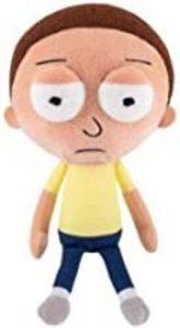 Peluche de Morty de Rick y Morty de 20 cm - Los mejores peluches de Rick y Morty - Peluches de series animadas