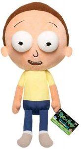 Peluche de Morty de Rick y Morty de 43 cm - Los mejores peluches de Rick y Morty - Peluches de series animadas
