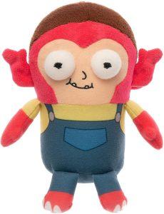 Peluche de Morty junior de Rick y Morty de 15 cm - Los mejores peluches de Rick y Morty - Peluches de series animadas