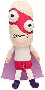 Peluche de Noob de Rick y Morty de 20 cm - Los mejores peluches de Rick y Morty - Peluches de series animadas
