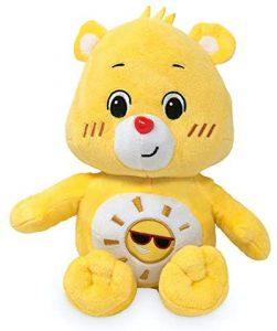 Peluche de Oso Amoroso amarillo de 35 cm 2 - Los mejores peluches de los Osos amorosos - Care Bears - Peluches de personajes de los osos amorosos