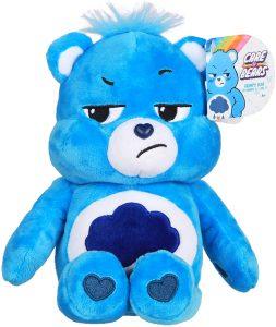 Peluche de Oso Amoroso azul de 23 cm - Los mejores peluches de los Osos amorosos - Care Bears - Peluches de personajes de los osos amorosos