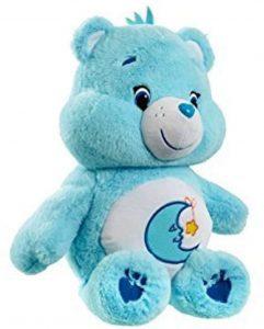 Peluche de Oso Amoroso azul de 30 cm 2 - Los mejores peluches de los Osos amorosos - Care Bears - Peluches de personajes de los osos amorosos
