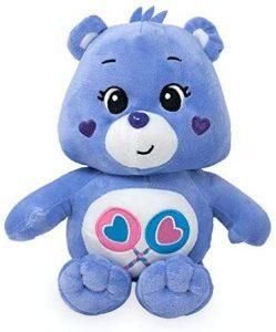 Peluche de Oso Amoroso azul de 35 cm 2 - Los mejores peluches de los Osos amorosos - Care Bears - Peluches de personajes de los osos amorosos