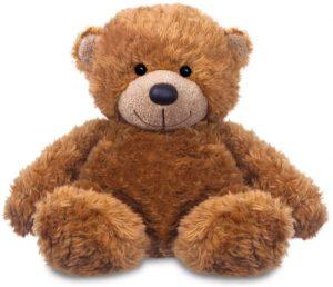 Peluche de Oso de Aurora de 23 cm - Los mejores peluches de osos - Peluches de animales - Osos de peluche