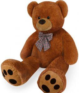Peluche de Oso de Deuba de 150 cm - Los mejores peluches de osos - Peluches de animales - Osos de peluche