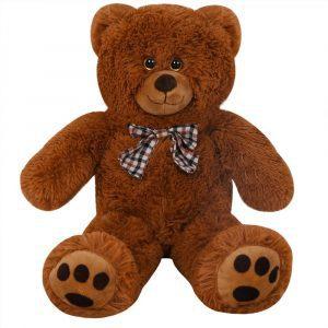 Peluche de Oso de Deuba de 50 cm - Los mejores peluches de osos - Peluches de animales - Osos de peluche