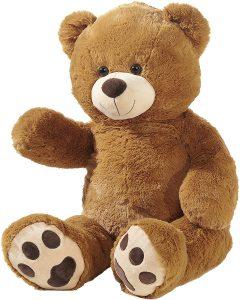 Peluche de Oso de Heunec de 100 cm 2 - Los mejores peluches de osos - Peluches de animales - Osos de peluche