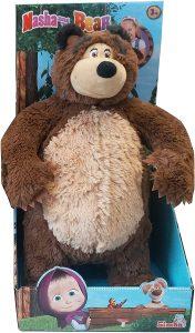 Peluche de Oso de Simba de 40 cm - Los mejores peluches de Masha y el oso - Peluches de Masha y el Oso