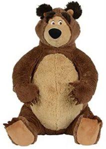 Peluche de Oso de Simba de 50 cm - Los mejores peluches de Masha y el oso - Peluches de Masha y el Oso