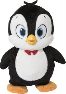 Peluche de Peewee el Pingüino - Los mejores peluches de Club Petz - Peluches de animales de Club Petz
