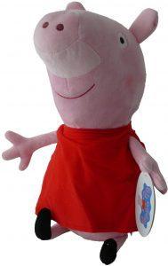 Peluche de Peppa Pig de 20 cm - Los mejores peluches de Peppa Pig - Peluches de Peppa Pig