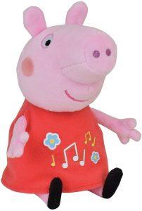 Peluche de Peppa Pig de 20 cm de Jemini - Los mejores peluches de Peppa Pig - Peluches de Peppa Pig