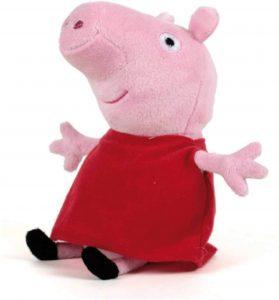Peluche de Peppa Pig de 20 cm de Play by Play - Los mejores peluches de Peppa Pig - Peluches de Peppa Pig