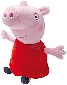 Peluche de Peppa Pig de 23 cm de Bandai - Los mejores peluches de Peppa Pig - Peluches de Peppa Pig