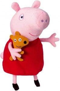 Peluche de Peppa Pig de 24 cm de Bandai - Los mejores peluches de Peppa Pig - Peluches de Peppa Pig