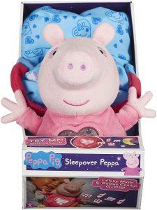 Peluche de Peppa Pig de 25 cm dormir - Los mejores peluches de Peppa Pig - Peluches de Peppa Pig