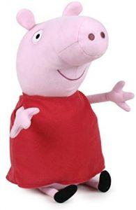 Peluche de Peppa Pig de 27 cm - Los mejores peluches de Peppa Pig - Peluches de Peppa Pig