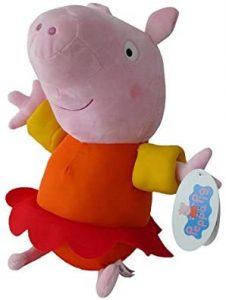 Peluche de Peppa Pig de traje de baño de 25 cm - Los mejores peluches de Peppa Pig - Peluches de Peppa Pig