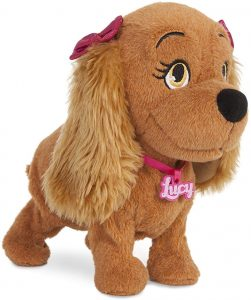 Peluche de Perrita Lucy - Los mejores peluches de Club Petz - Peluches de animales de Club Petz