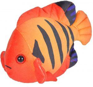 Peluche de Pez Ángel de 20 cm de Wild Republic - Los mejores peluches de peces - Peluches de animales