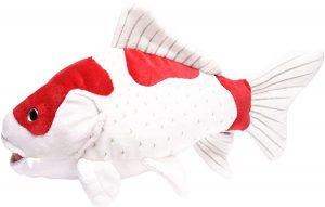 Peluche de Pez Carpa de 40 cm - Los mejores peluches de peces - Peluches de animales