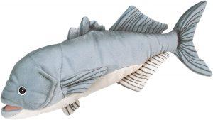 Peluche de Pez de 43 cm de Bauer - Los mejores peluches de peces - Peluches de animales