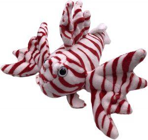 Peluche de Pez león de 22 cm - Los mejores peluches de peces - PPeluche de Pez león de 22 cm - Los mejores peluches de peces - Peluches de animaleseluches de animales