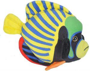 Peluche de Pez tropical de 20 cm de Wild Republic - Los mejores peluches de peces - Peluches de animales