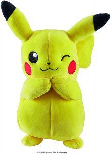 Peluche de Pikachu de 20 cm 3 - Los mejores peluches de Pikachu de Pokemon - Peluches de Pokemon