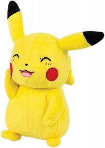 Peluche de Pikachu de 20 cm - Los mejores peluches de Pikachu de Pokemon - Peluches de Pokemon