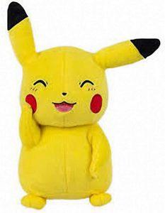 Peluche de Pikachu de 21 cm - Los mejores peluches de Pikachu de Pokemon - Peluches de Pokemon