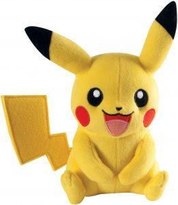 Peluche de Pikachu de 23 cm - Los mejores peluches de Pikachu de Pokemon - Peluches de Pokemon