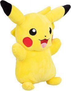 Peluche de Pikachu de 30 cm - Los mejores peluches de Pikachu de Pokemon - Peluches de Pokemon