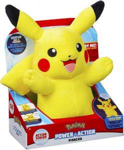 Peluche de Pikachu de 31 cm - Los mejores peluches de Pikachu de Pokemon - Peluches de Pokemon