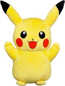 Peluche de Pikachu de 43 cm - Los mejores peluches de Pikachu de Pokemon - Peluches de Pokemon