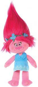 Peluche de Princesa Poppy de 28 cm - Los mejores peluches de Trolls - Peluches de dibujos animados