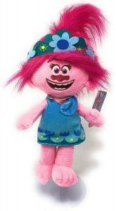 Peluche de Princesa Poppy de 30 cm de Hasbro - Los mejores peluches de Trolls - Peluches de dibujos animados