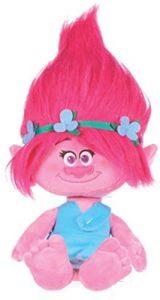 Peluche de Princesa Poppy de 35 cm - Los mejores peluches de Trolls - Peluches de dibujos animados
