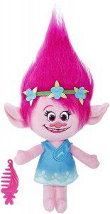 Peluche de Princesa Poppy de 40 cm - Los mejores peluches de Trolls - Peluches de dibujos animados
