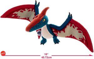 Peluche de Pteranodon de Mattel de 45 cm - Los mejores peluches de Pteranodon - Peluches de dinosaurios