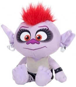 Peluche de Reina Barb de 30 cm - Los mejores peluches de Trolls - Peluches de dibujos animados