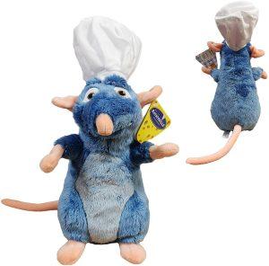 Peluche de Remy de Ratatouille de 33 cm - Los mejores peluches de Ratatouille - Peluches de Disney