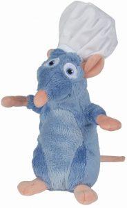 Peluche de Remy de Ratatouille de Disney de 20 cm de Simba - Los mejores peluches de Ratatouille - Peluches de Disney
